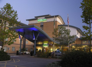 Holiday Inn Oxford, Woodstock Road,