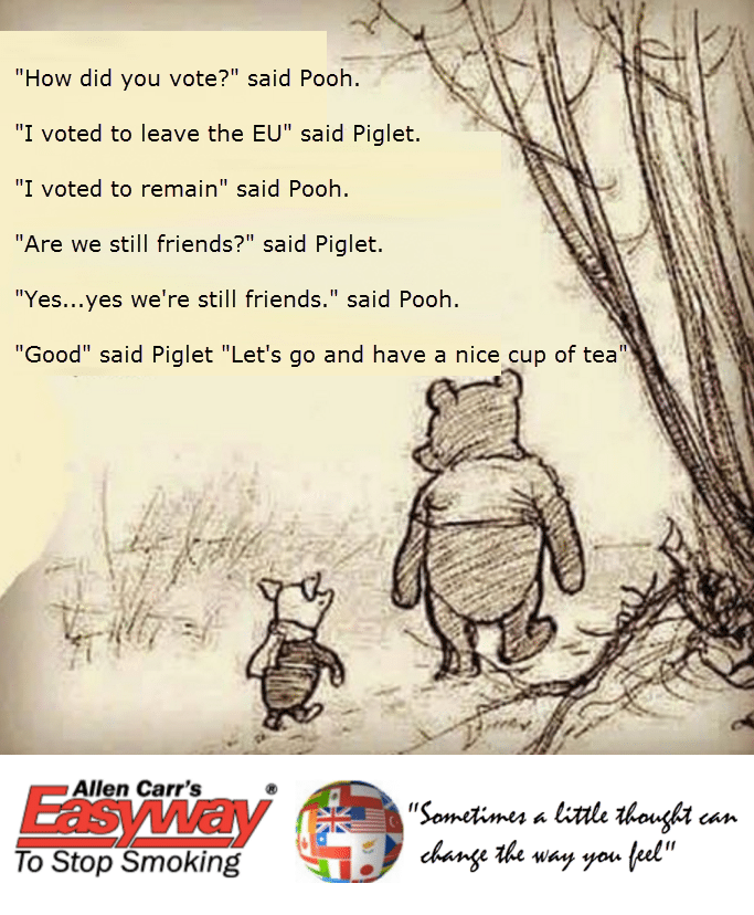 winnie the pooh brexit vote