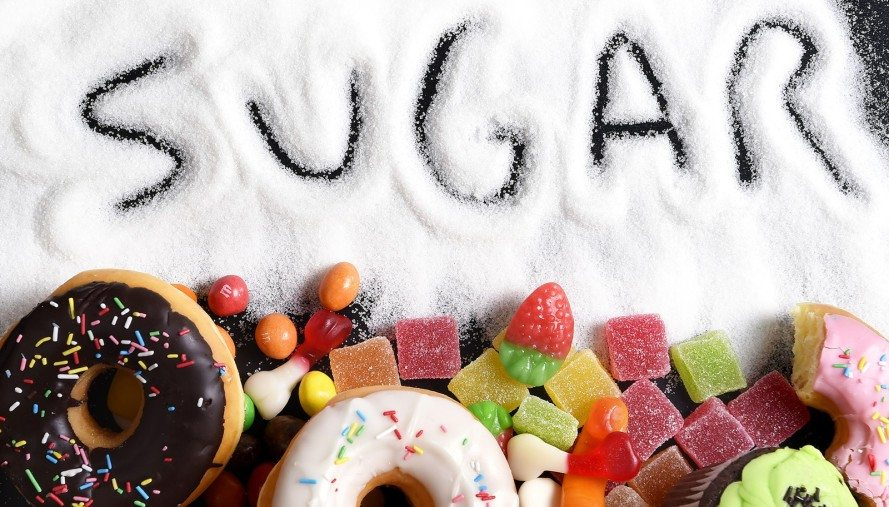 How to cut sugar from diet