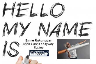 Stop smoking therapist for Allen Carr's Easyway in Turkey