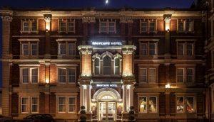 mercure rougemont hotel exeter