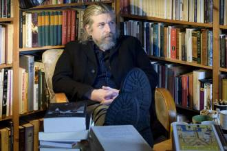karl ove knausgaard quit smoking with Allen Carr