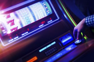 fruit machine and fixed odds betting terminal gambling addiction
