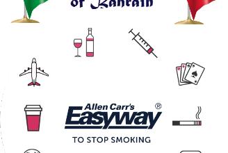 Allen Carr saudi arabia bahrain