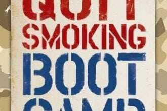 Allen Carrs quit smoking and vaping boot camp