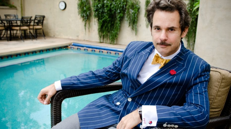 Paul Tompkins quits smoking with allen carr