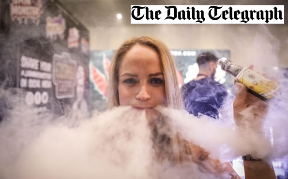 telegraph vape products must not be sold as medicines