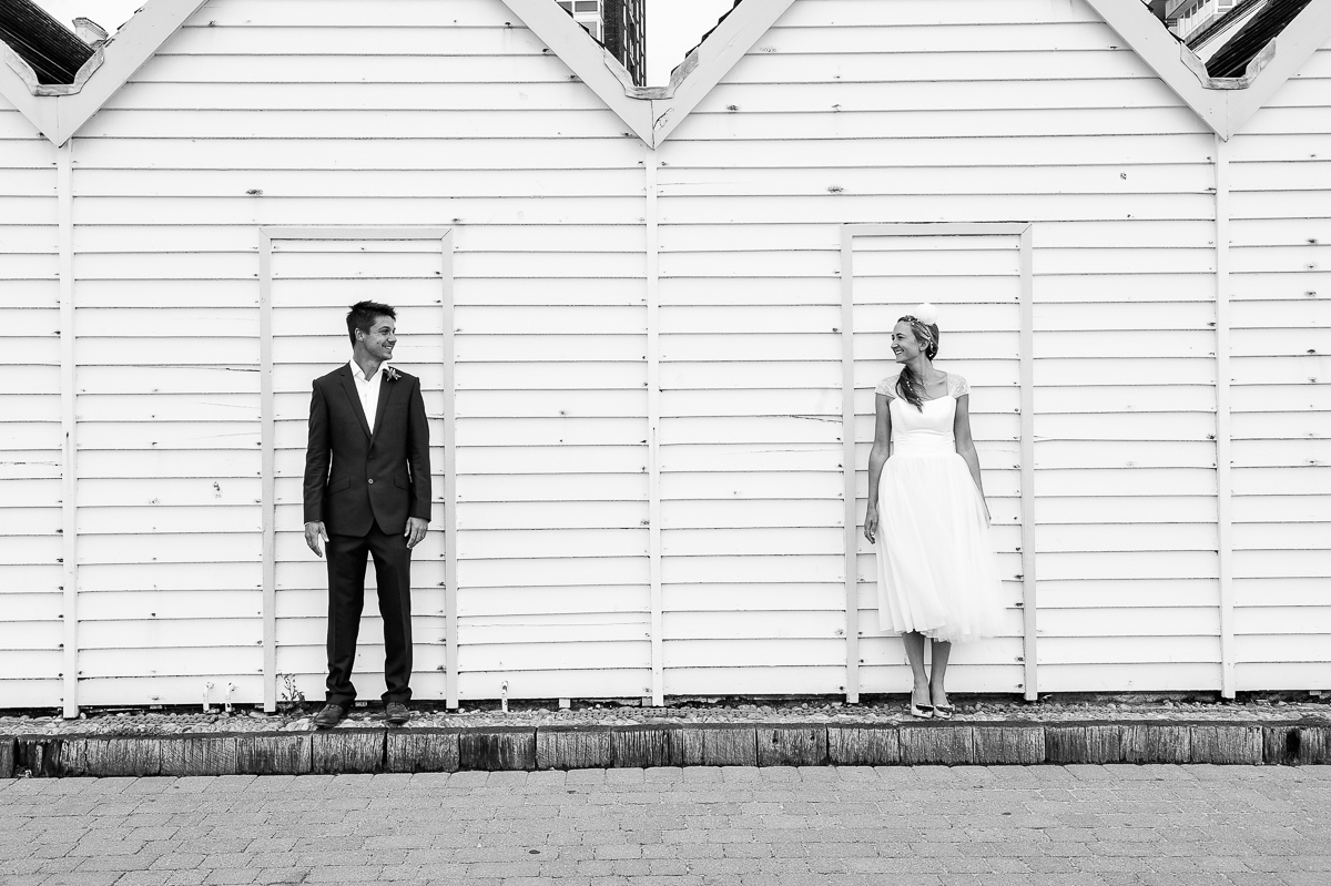 Brighton Brighton Wedding Photography, Brighton Beach, Wedding photography, Allison Dewey Photography, fun wedding photography, alternative wedding photography, Creative Wedding