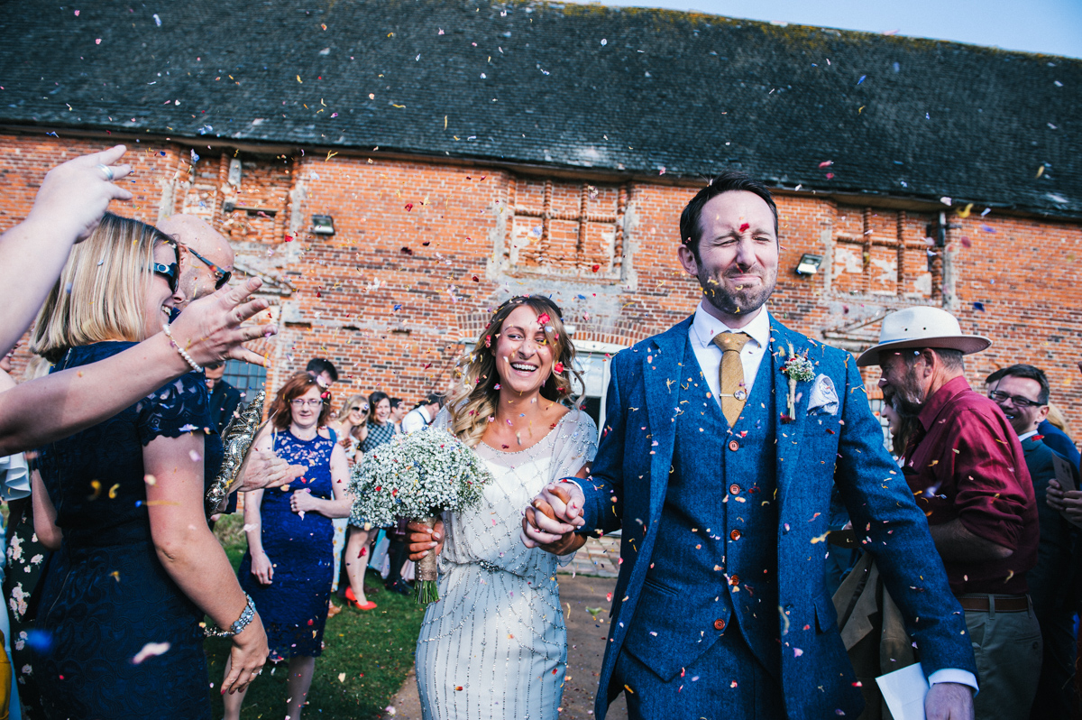 Godwick Hall & Great Barn . Wedding . Barn Wedding . Brighton Wedding Photography. Allison Dewey Photography