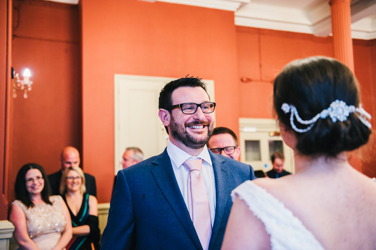 Brighton DIY wedding, Fun Brighton Wedding