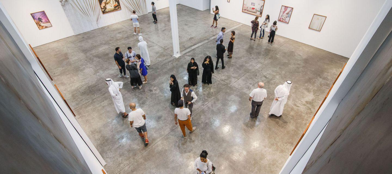Galleries Night 2019