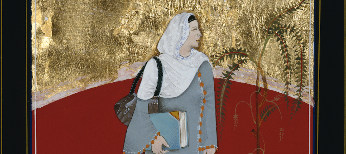 Talk | The Mughals, the Moderns and Now: Art & Politics in South Asia