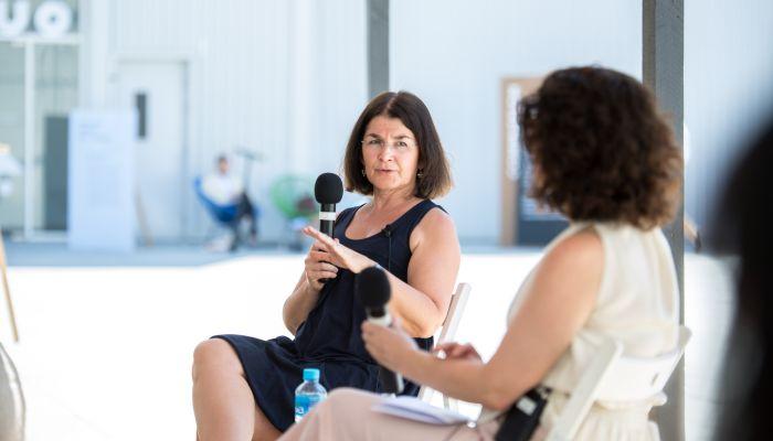 Majlis Talk: Hale Tenger in conversation with Mari Spirito
