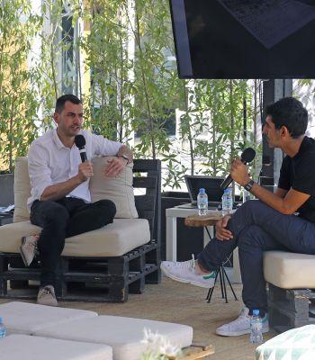 Majlis Talk: Vassilis Oikonomopoulos in conversation with Abdulrahman Gazzaz