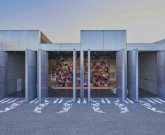 Fabric(ated) Fractures, a collaboration between the Samdani Art Foundation and Alserkal, opens in Concrete