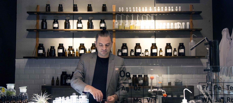 Fragrance Design & Mixology Sessions I An Oo La Lab Perfumery Workshop