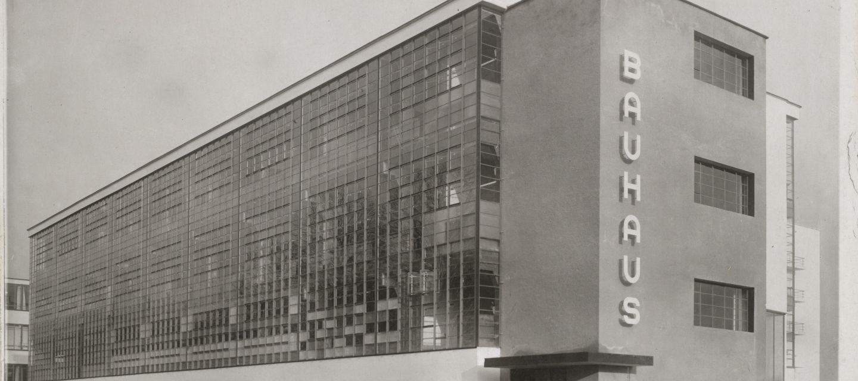 Building Bauhaus