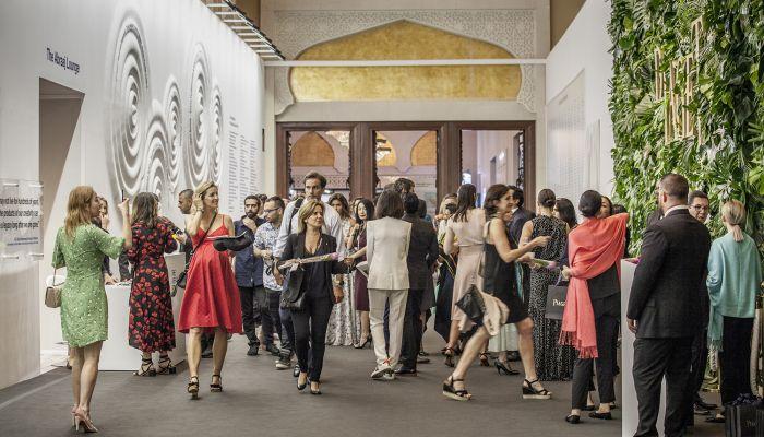 Conversations at Art Dubai 2018