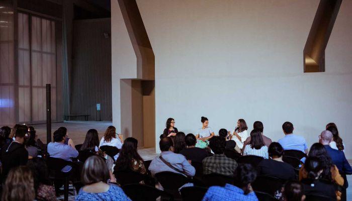 Majlis Talk: Lydia Yee In Conversation with Rana Begum and Marina Tabassum