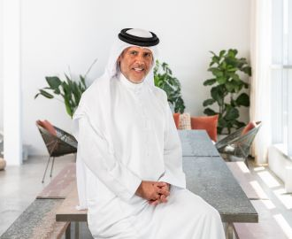 Abdelmonem Bin Eisa Alserkal formalises and expands his commitment to arts and culture with the launch of non-profit foundation