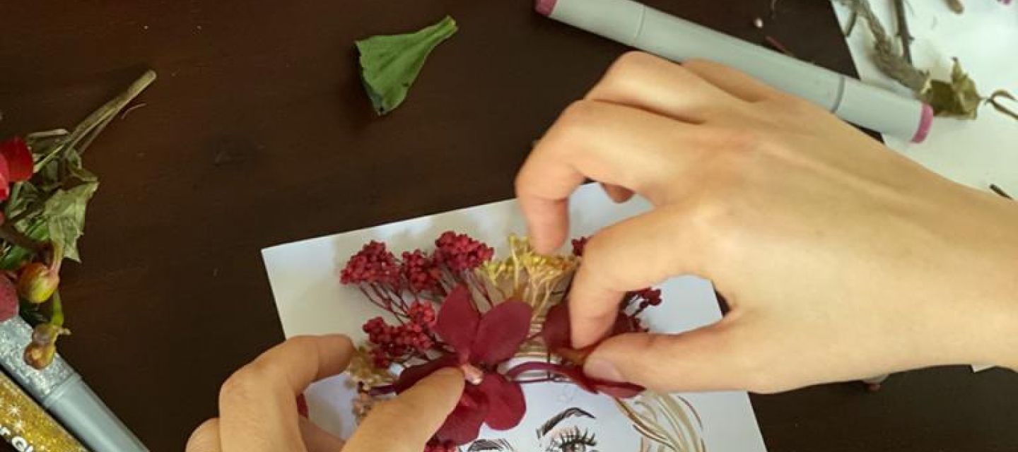 3D Flower Illustration Workshop