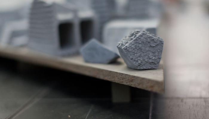 Behind-the-scenes: Demolishing buildings, buying waste