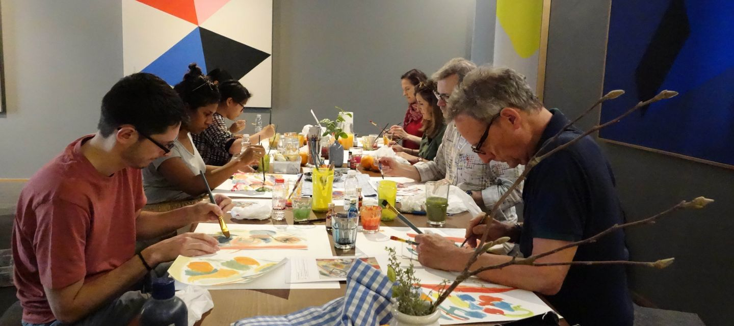 ADULT DRAWING CLASS @ SVENM
