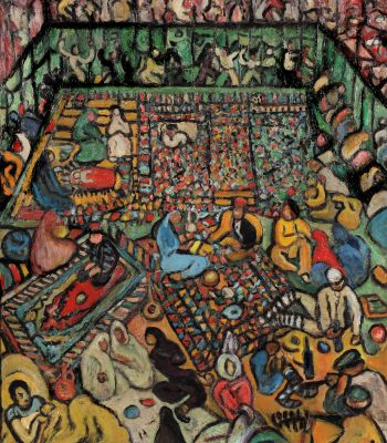 Fahrelnissa Zeid: Colourful. Eccentric. Powerful.