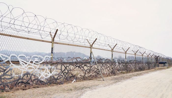 On the border: Using artwork as a bridge between nations