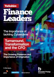 BPR Finance Leaders Newsletter Jan 2017