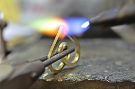 Diamond Encrusted Heart Pendant 18ct Gold