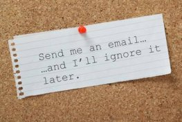 Top Ten Tips for... Effective Emails