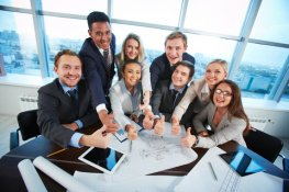 Encouraging great workplace behaviour: it's not rocket science..!