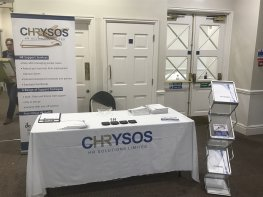 Conference leads to brand new contacts for cHRysos HR