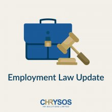 Employment Law: What's on it's way?