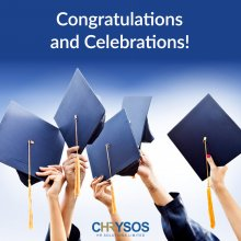 Well done to this month's successful students!