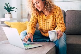 Top Ten Tips...Boosting Your Mental Health While Working From Home