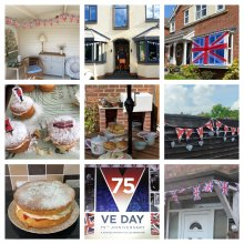 VE Day Fundraising Celebrations