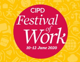 CIPD's Festival of Work goes digital for 2020