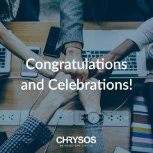 Congratulations...and Celebrations!