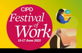 CIPD Announce Free Learning Programme at Upcoming 'Festival of Work'