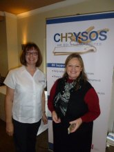 cHRysos HR Supports Small Charities Conference