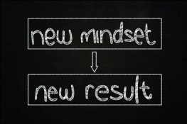 Finding the Right Mindset