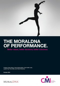 The Moral DNA Of Performance