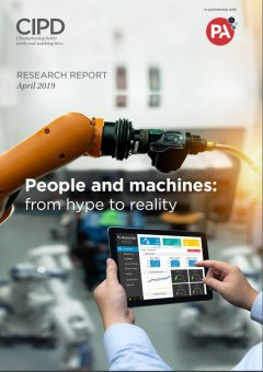 People and machines: from hype to reality