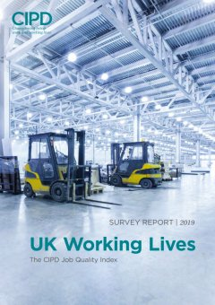 UK Working Lives - The CIPD Job Quality Index