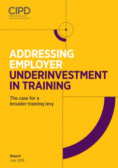 Addressing Employer Underinvestment in Training - The case for a broader training levy