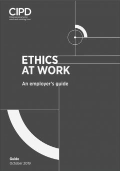 Ethics at Work: An Employers Guide