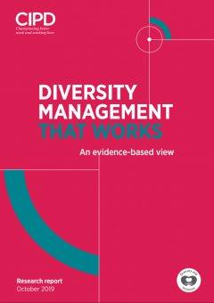 Diversity management that works