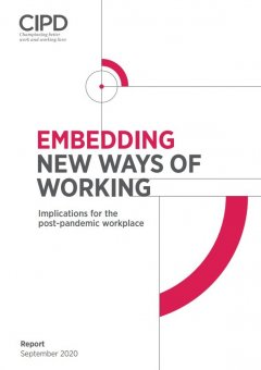 Embedding New Ways of Working